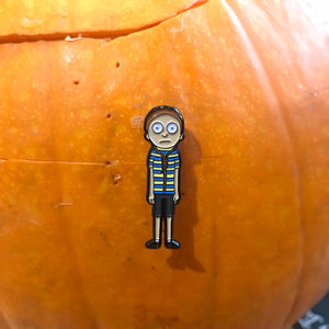 Morty x Schwifty Family Pin Badge