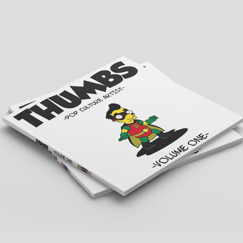 Thumbs Volume One Book
