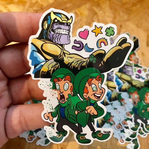 Infinity Charms Sticker