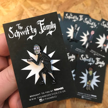 Schwifty Family Pin Set