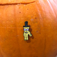 Mr Poopybutthole x Schwifty Family Pin Badge