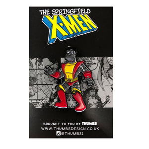 Rainier Colossus Springfield Mutants Pin