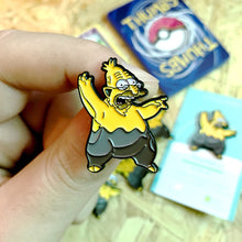 Abezee Pin, Sticker and Trading Card