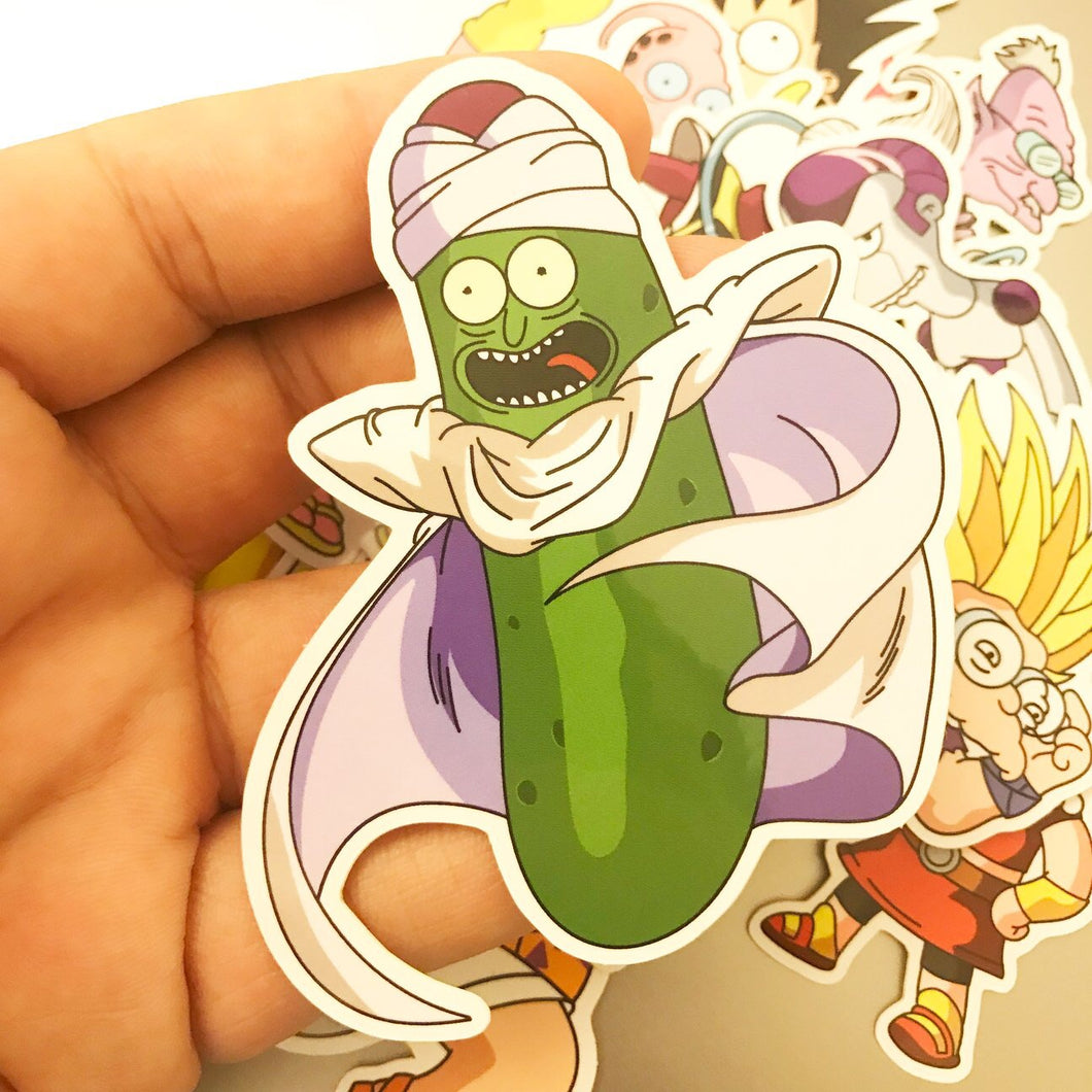 Piccolo Rick DBZ Sticker