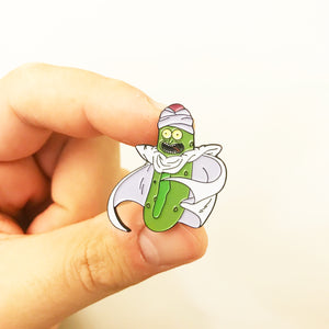 Piccolo Rick DBZ Pin Badge