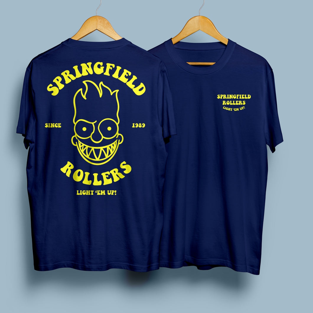 Springfield Rollers T-Shirt