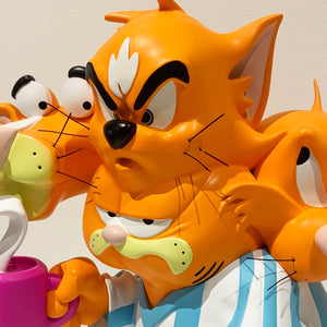 "Self Loathing Cats 10"" Vinyl Toy - Payment 2"