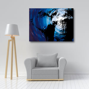 Elephant - Luxury Canvas - All Sizes