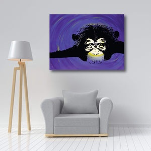 Giant Canvas - Chimpanzee - Giant Canvas