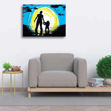 Luxury Stretched Canvas (Large) - Together - Luxury Canvas (Large)