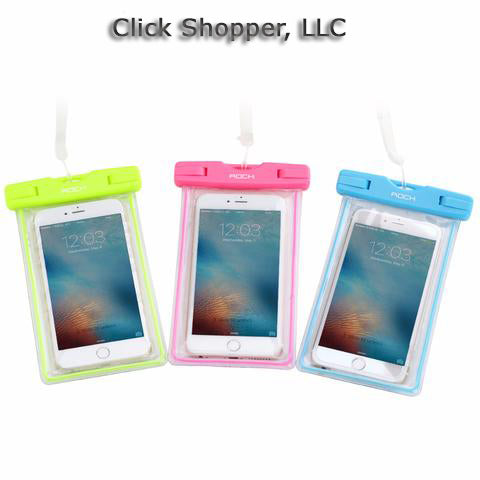 Luminous Waterproof Bag Case for iPhone/Samsung