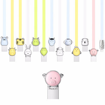 iPhone 6 5s 7 USB Cable mascot light Charging Cable