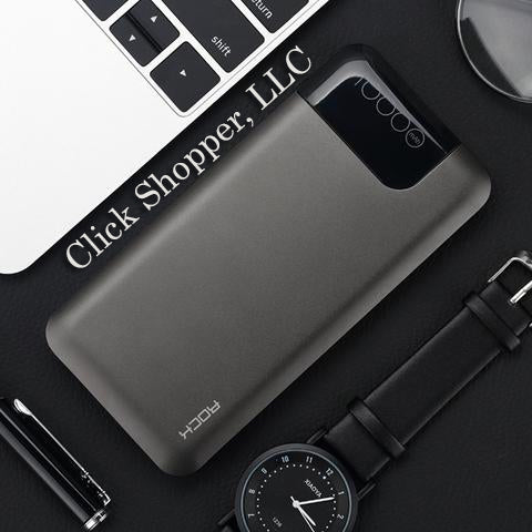 Portable Slim Quick Charge 3.0 Power Bank