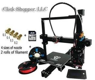 2017 Newest Auto Level Reprap i3 HE3D EI3 diy 3D Printer