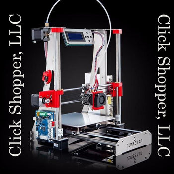 Full Metal Reprap Prusa i3 3D Printer