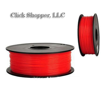 Red Color 3D TPU Filament