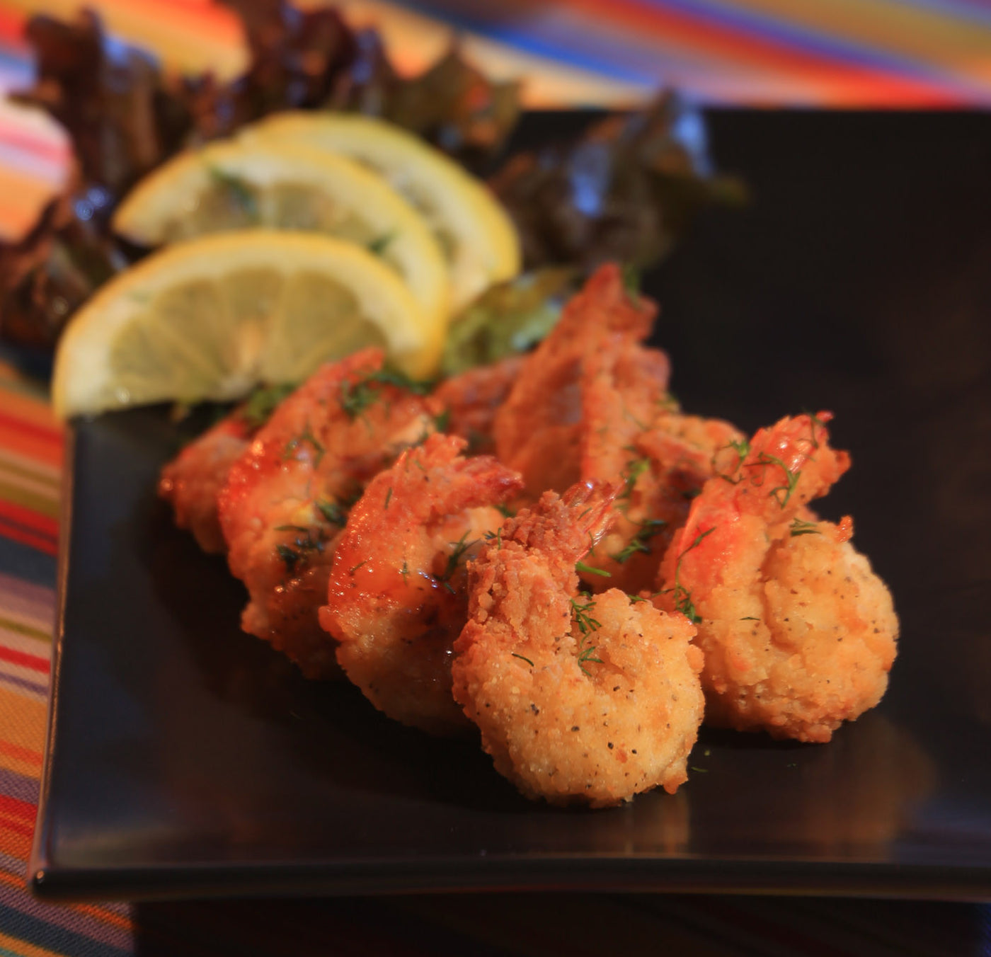Buttermilk Shrimp