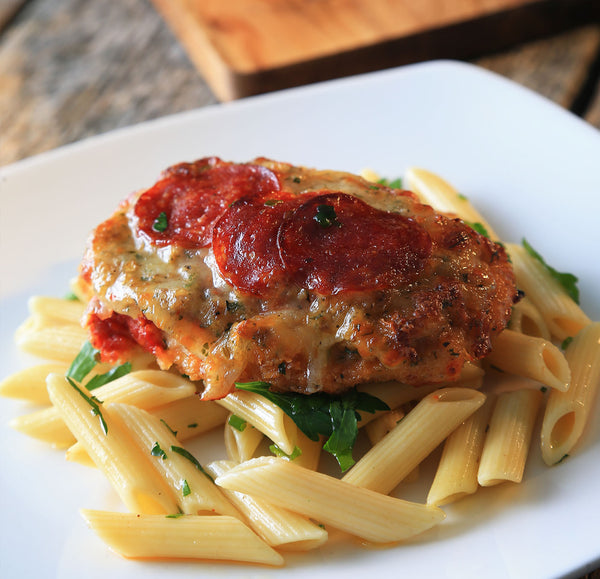 Chicken Parmesan Supreme
