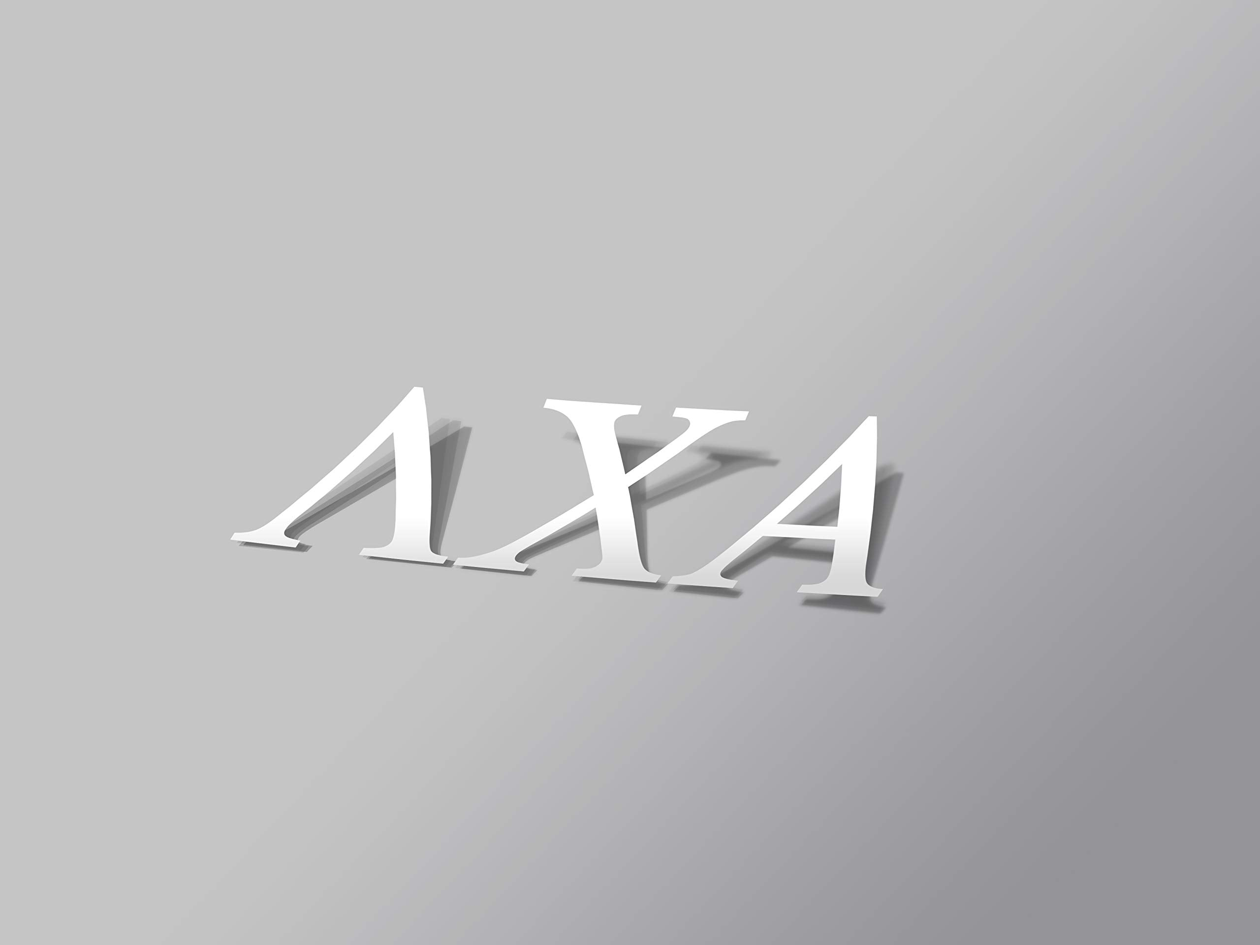 "Lambda Chi Alpha Sticker Greek Sorority Decal for Car, Laptop, Windows, Officially Licensed Product, Monogram Design 2.5"" Tall - White"