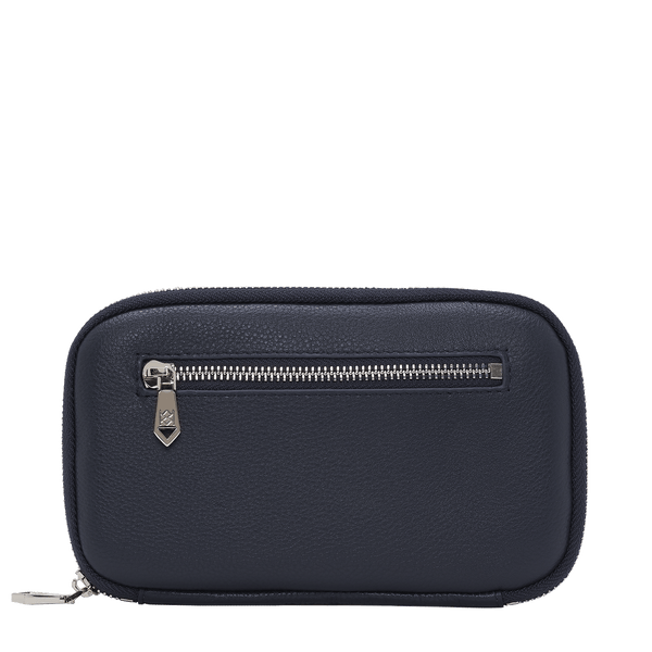 MADISON WALLET - DEEP BLUE