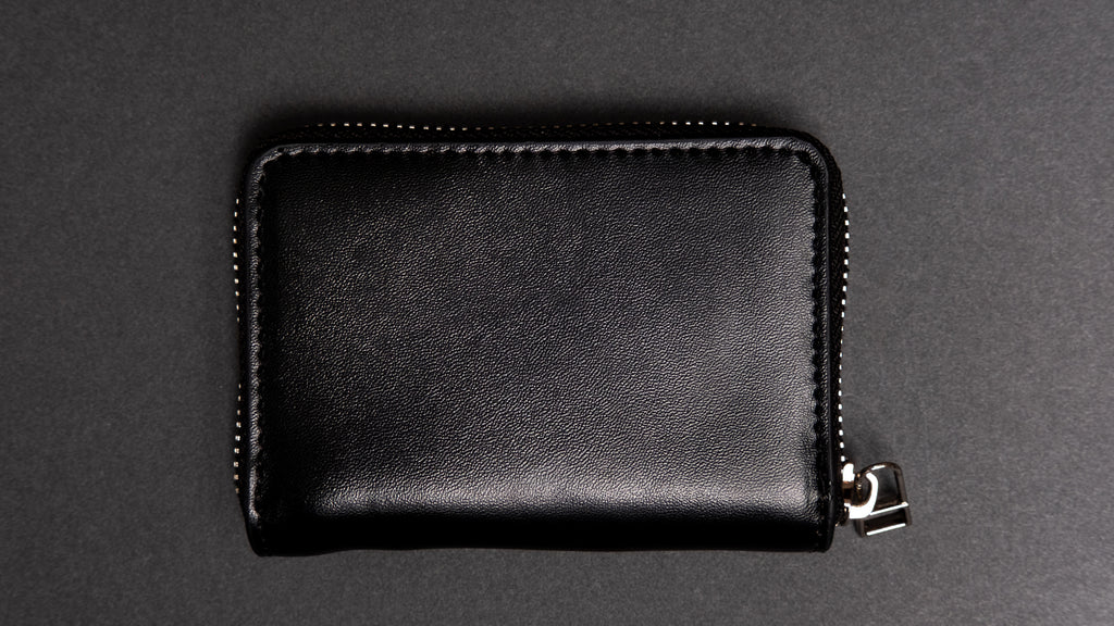 Tati Simple Small wallet - Black
