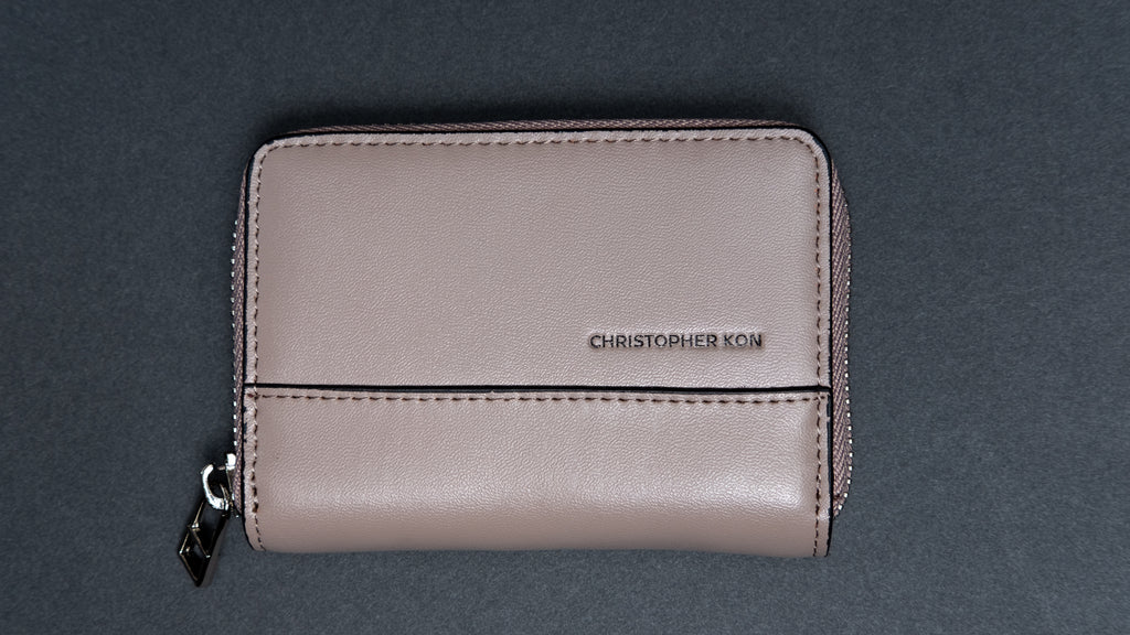 Tati Simple Small wallet - Mushroom