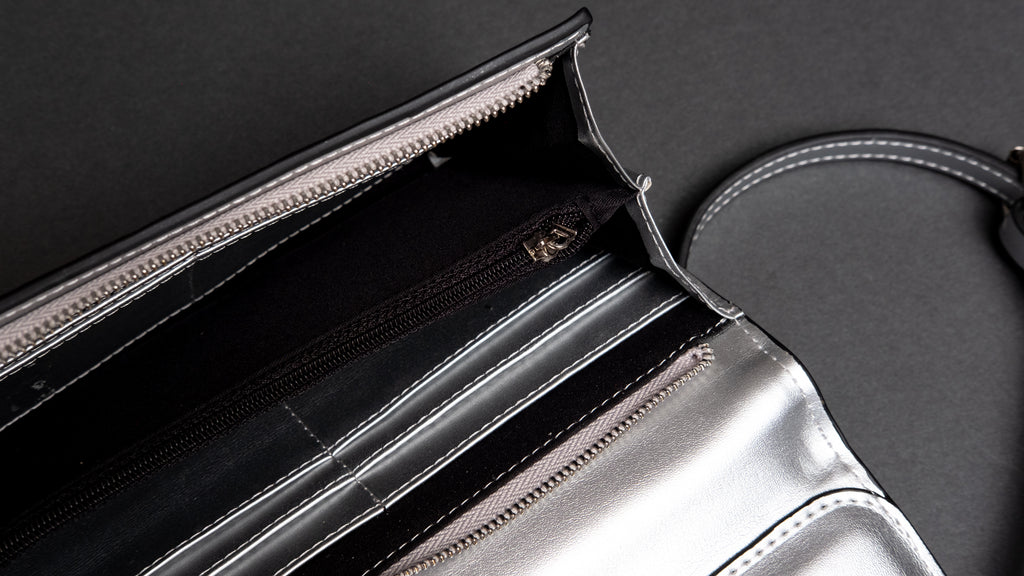 Kava Tech wallet - Silver