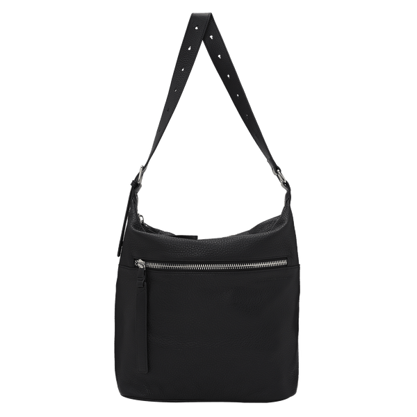 HARPER HOBO - BLACK