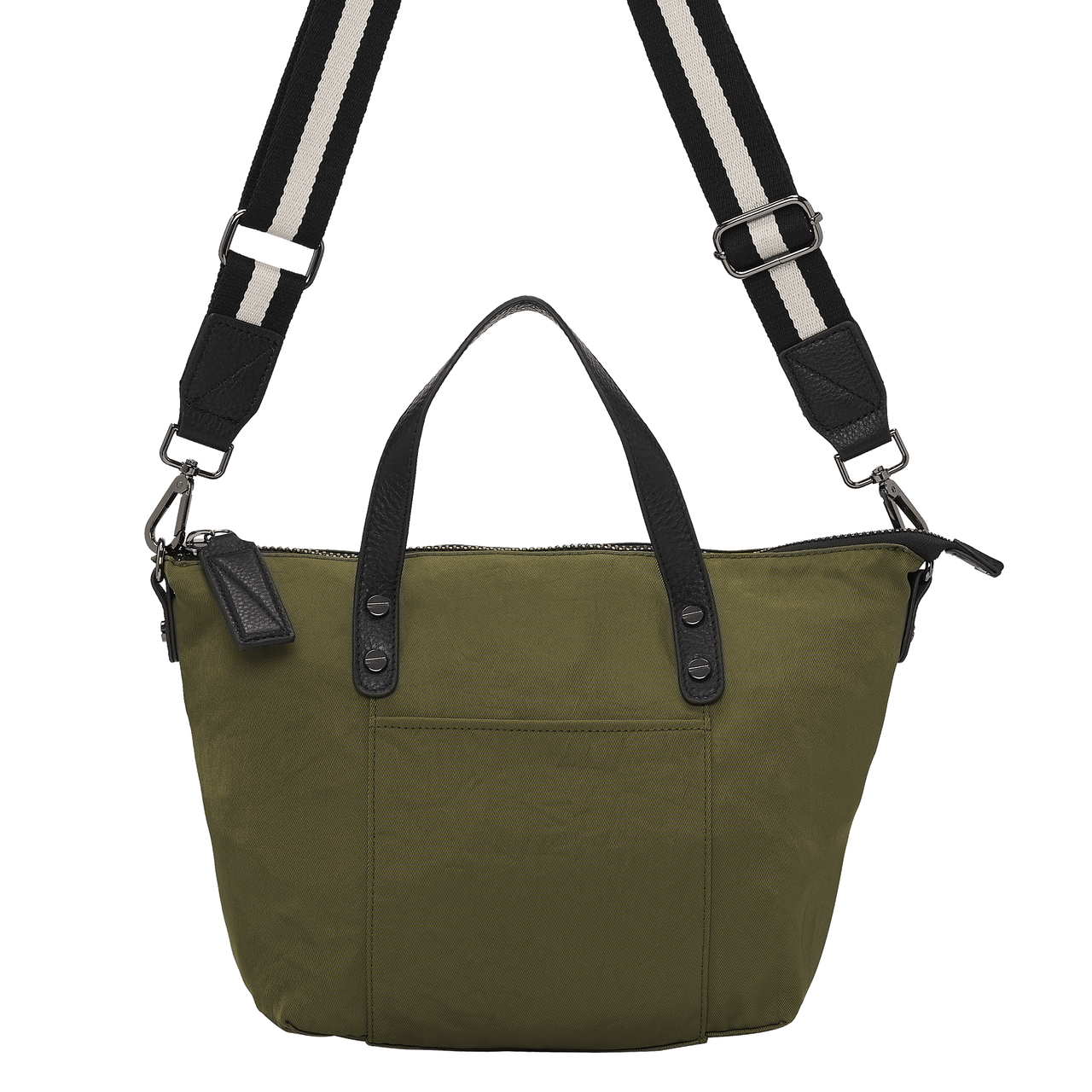 BEXLEY SMALL NYLON CARRYALL - KHAKI