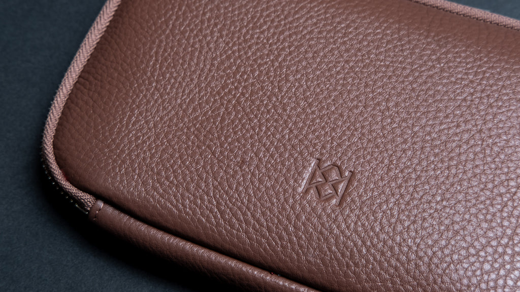 Madison Wallet - Hazelnut