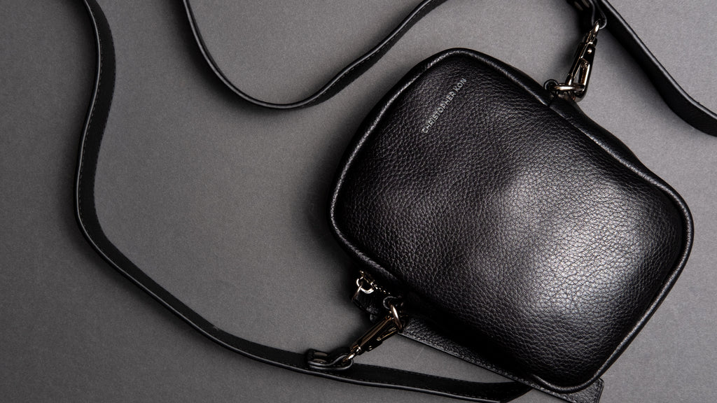 JUNO - CrossBody in Black