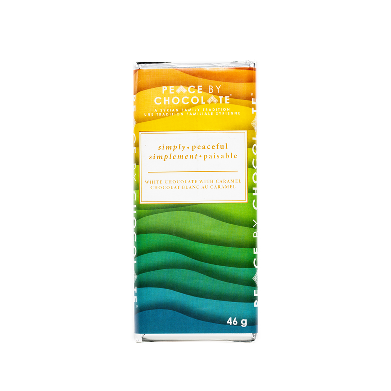 Simply Peaceful (Plain) Bars - 5 Pack