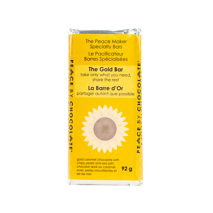 The Peace Maker Series - Gold Bar