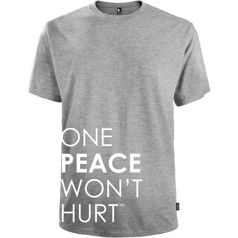 One Peace Won't Hurt T-Shirt