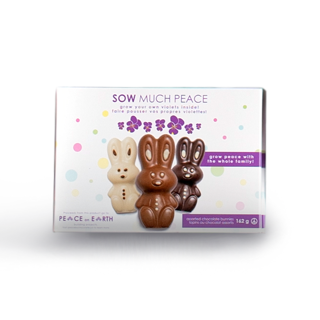 Easter — Triple Bunny Box