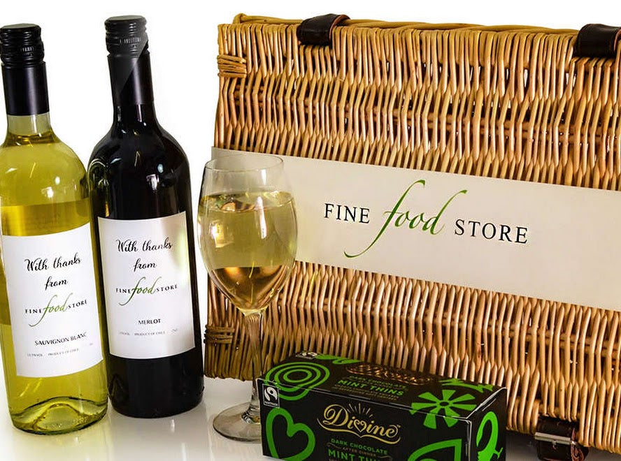 Bespoke Corporate Hampers & Gifts.