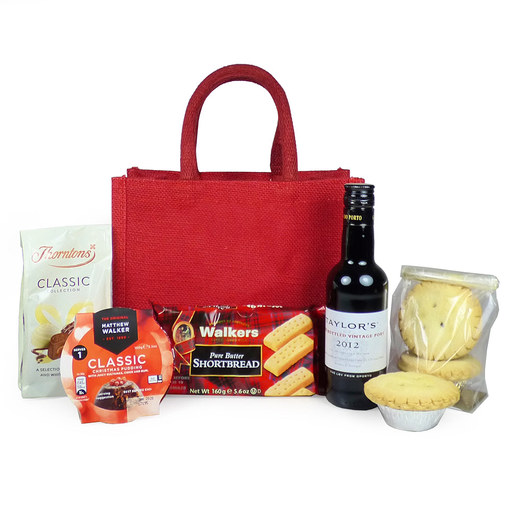 'A Chocolate and Sweet Suprise' Food Gift Hamper