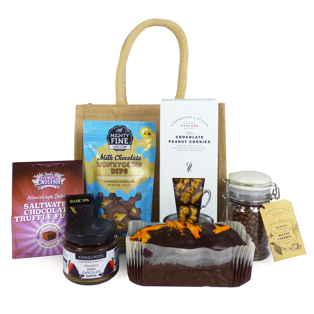 NEW: Chocolate Indulgence Hamper