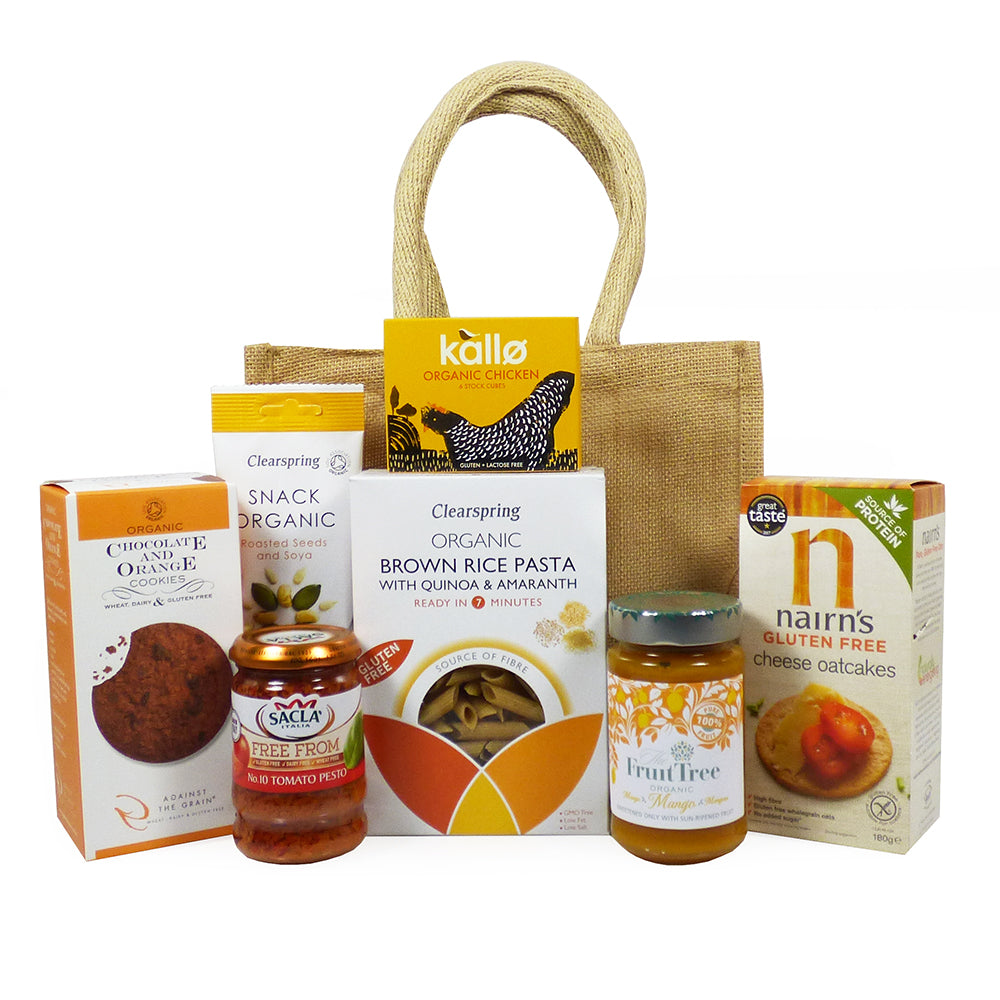 Luxury Gluten Free Food Hamper