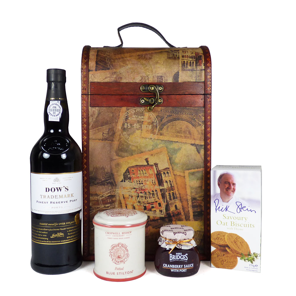 Traditional Cheese Hampers