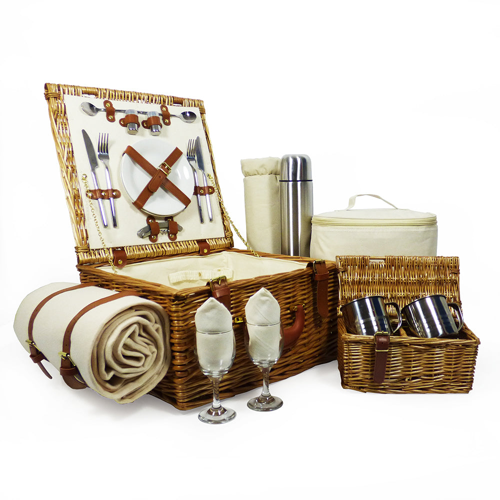 Picnic Baskets Perfect for Summer
