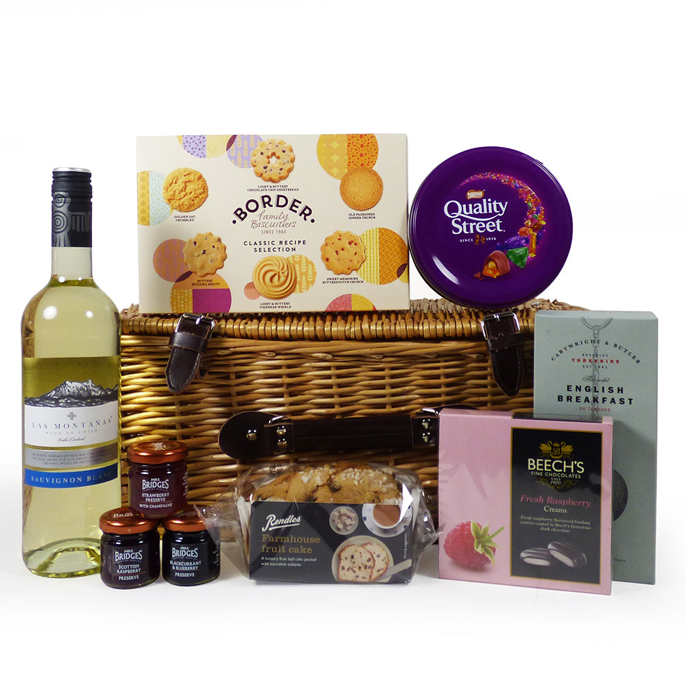 Food Hampers for a Birthday Gift Idea