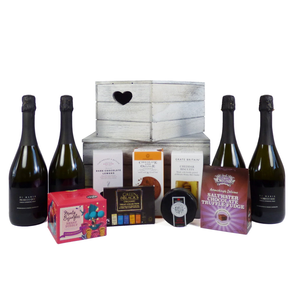 Champagne and Prosecco Gifts