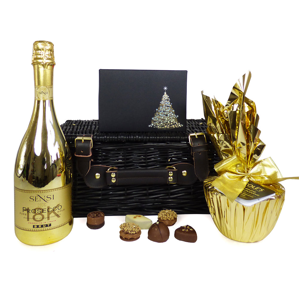 Christmas Gifts - Festive Fizz Hamper