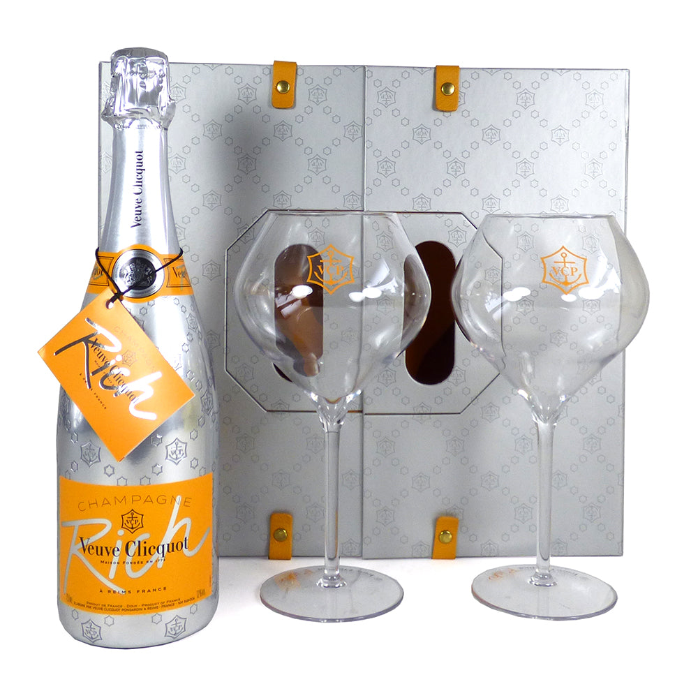 NEW: Veuve Clicquot RICH