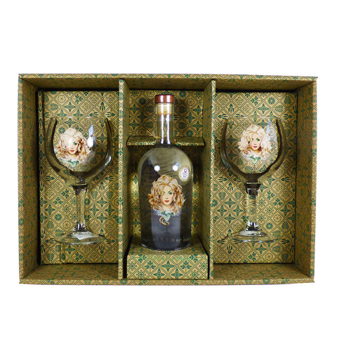Daffy's Gin Gift Set with 2 Daffy's Goblets