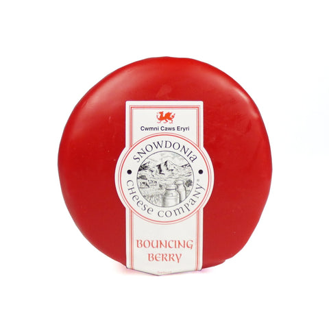 Snowdonia Cheese Co Bouncing Berry