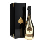 75cl Armand de Brignac Gold Champagne Brut NV in Stunning High Gloss Presentation Case
