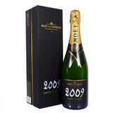 75cl Moet Et Chandon 2009 Grand Vintage Champagne