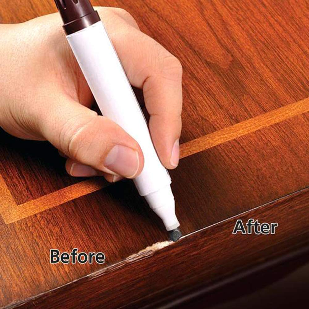 Furniture Repair Kit Wood Markers Furniture Markers Touch Up Wood Filler